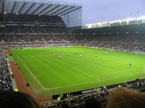 St. James' Park Stadium