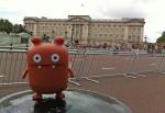 Nandy at Buckingham Palace