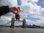 Nandy at Tower Bridge