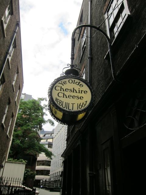 Exterior of Tavern