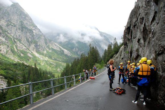 Interlaken Canyoning