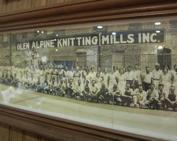 Cotton Mill Workers