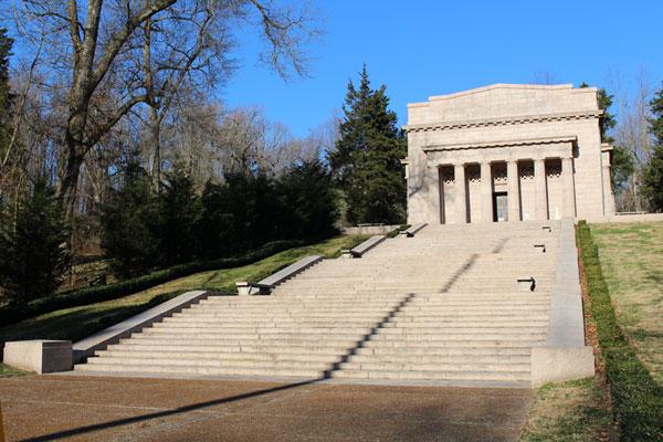 Lincoln Memorial Steps